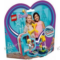41386 PUDEŁKO PRZYJAŹNI STEPHANIE (Stephanie's Summer Heart Box) KLOCKI LEGO FRIENDS Dla Dzieci