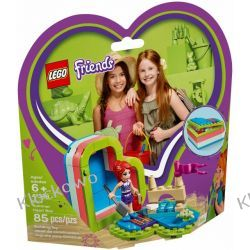 41388 PUDEŁKO PRZYJAŹNI MII (Mia's Summer Heart Box) KLOCKI LEGO FRIENDS Dla Dzieci