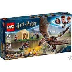 75946 ROGOGON WĘGIERSKI NA TURNIEJU TRÓJMAGICZNYM (Hungarian Horntail Triwizard Challenge) KLOCKI LEGO HARRY POTTER Dla Dzieci