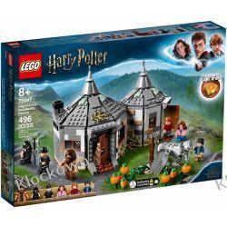 75947 CHATA HAGRIDA: NA RATUNEK HARDODZIOBOWI (Hagrid's Hut: Buckbeak's Rescue) KLOCKI LEGO HARRY POTTER Playmobil