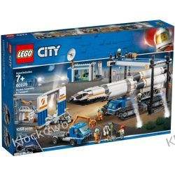60229 TRANSPORT I MONTAŻ RAKIETY (Rocket Assembly &Transport) KLOCKI LEGO CITY City