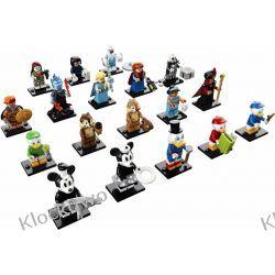 71024 MINIFIGURKI LEGO DISNEY 2 KOMPLET 18 SZT  Dla Dzieci
