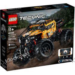 42099 ZDALNIE STEROWANY POJAZD TERENOWY (4x4 X-Treme Off-Roader) KLOCKI LEGO TECHNIC  Technic