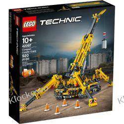 42097 ŻURAW TYPU PAJĄK(Compact Crawler Crane) KLOCKI LEGO TECHNIC  Technic