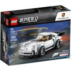 75895 1974 Porsche 911 Turbo 3.0 KLOCKI LEGO SPEED CHAMPIONS Dla Dzieci