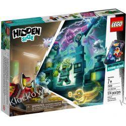 70418 LABORATORIUM DUCHÓW J.B (J.B.'s Ghost Lab) KLOCKI LEGO HIDDEN SIDE Dla Dzieci