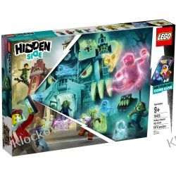 70425 NAWIEDZONE LICEUM W NEWBURY (Newbury Haunted High School) KLOCKI LEGO HIDDEN SIDE Lego