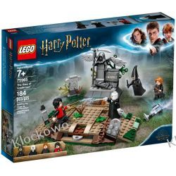 75965 POWRÓT VOLDEMORTA (The Rise of Voldemort) KLOCKI LEGO HARRY POTTER Dla Dzieci
