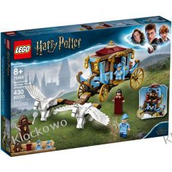 75958 POWRÓT Z BEAUXBATONS (Beauxbatons' Carriage: Arrival at Hogwarts) KLOCKI LEGO HARRY POTTER Playmobil