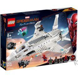 76130 ODRZUTOWIEC STARKA I ATAK DRONÓW (Stark Jet and the Drone Attack )- KLOCKI LEGO SUPER HEROES  Lego