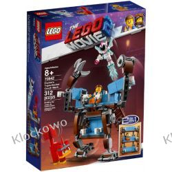 70842 MECHANICZNA KANAPA EMMETA (Emmet's Triple-Decker Couch Mech) KLOCKI LEGO MOVIE 2 Lego