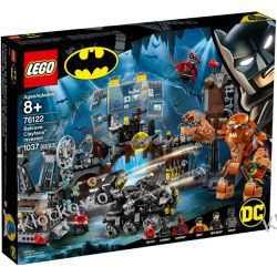76122 ATAK CLAYFACE'A NA JASKINIE BATMANA (Batcave Clayface Invasion) - KLOCKI LEGO SUPER HEROES Lego