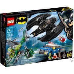 76120 BATWING I NAPAD CZŁOWIEKA-ZAGADKI (Batwing and The Riddler Heist) - KLOCKI LEGO SUPER HEROES Kompletne zestawy
