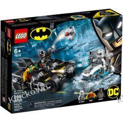 76118 WALKA Z MR FREEZEM ( Mr. Freeze Batcycle Battle) - KLOCKI LEGO SUPER HEROES