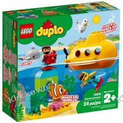 10910 PRZYGODA W ŁODZI PODWODNEJ (Submarine Adventure) KLOCKI LEGO DUPLO Kompletne zestawy
