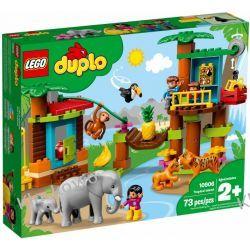 10906 TROPIKALNA WYSPA (Tropical Island) KLOCKI LEGO DUPLO Dla Dzieci