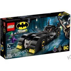 76119 BATMOBILE: W POGONI ZA JOKEREM ( Batmobile: Pursuit of The Joker) - KLOCKI LEGO SUPER HEROES Zabawki