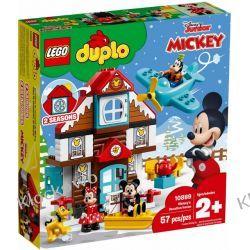10889 DOMEK WAKACYJNY MIKIEGO (Mickey's Vacation House) KLOCKI LEGO DUPLO Dla Dzieci