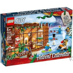 60235 KALENDARZ ADWENTOWY (City Advent Calendar) KLOCKI LEGO CITY