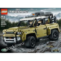42110 LAND ROVER DEFENDER (Land Rover Defender) KLOCKI LEGO TECHNIC  Ninjago