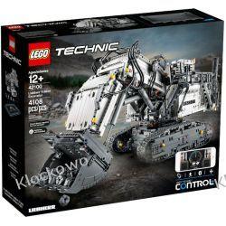 42100 KOPARKA Liebherr R 9800 (Liebherr R 9800) KLOCKI LEGO TECHNIC