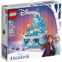 41168 SZKATUŁKA NA BIŻUTERIE ELSY (Elsa's Jewellery Box) KLOCKI LEGO DISNEY PRINCESS Dla Dzieci