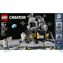 10266 LĄDOWNIK KSIĘŻYCOWY APOLLO (NASA Apollo 11 Lunar Lander) KLOCKI LEGO CREATOR Klocki