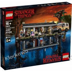 75810 DRUGA STRONA (The Upside Down) KLOCKI LEGO  Klocki
