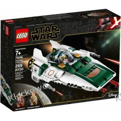 75248 MYŚLIWIEC A-WING RUCHU OPORU (Resistance A-wing Starfighter) - KLOCKI LEGO STAR WARS  Klocki