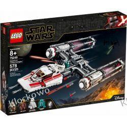 75249 MYŚLIWIEC Y-WING RUCHU OPORU (Resistance Y-wing Starfighter) - KLOCKI LEGO STAR WARS  Dla Dzieci