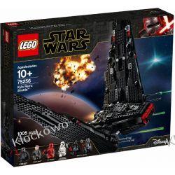 75256 WAHADŁOWIEC KYLO RENA (Kylo Ren's Shuttle) - KLOCKI LEGO STAR WARS  Dla Dzieci