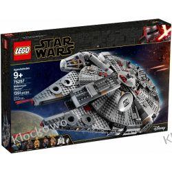 75257 SOKÓL MILLENNIUM™ (Millennium Falcon) KLOCKI LEGO STAR WARS Dla Dzieci