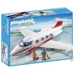 PLAYMOBIL 6081 SAMOLOT WAKACYJNY  Playmobil