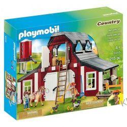 PLAYMOBIL 9315  GOSPODARSTWO ROLNE Z SILOSEM - COUNTRY Dla Dzieci