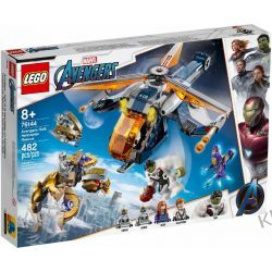 76144 AVENGERS UPADEK HELIKOPTERA (Avengers Hulk Helicopter Rescue)- KLOCKI LEGO SUPER HEROES  Dla Dzieci