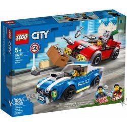 60242 ARESZTOWANIE NA AUTOSTRADZIE (Police Highway Arrest) KLOCKI LEGO CITY