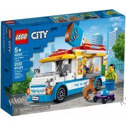 60253 FURGONETKA Z LODAMI (Ice-Cream Truck) KLOCKI LEGO CITY Playmobil