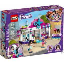 41391 SALON FRYZJERSKI W HEARTLAKE (Heartlake City Hair Salon) KLOCKI LEGO FRIENDS Kompletne zestawy