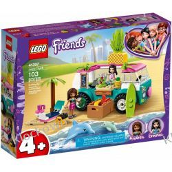 41397 FOOD TRUCK Z SOKAMI (Juice Truck) KLOCKI LEGO FRIENDS