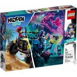 70428 ŁAZIK PLAŻOWY JACKA (Jack's Beach Buggy) KLOCKI LEGO HIDDEN SIDE Racers