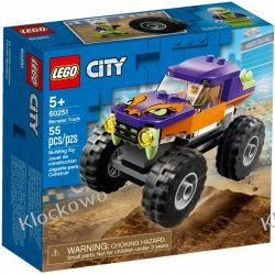 60251 MONSTER TRUCK (Monster Truck) KLOCKI LEGO CITY