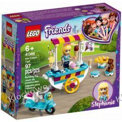 41389 WÓZEK Z LODAMI (Juice Truck) KLOCKI LEGO FRIENDS Dla Dzieci