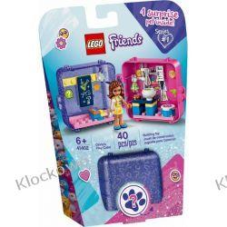 41402 KOSTKA DO ZABAWY OLIVII (Olivia's Play Cube - Researcher) KLOCKI LEGO FRIENDS