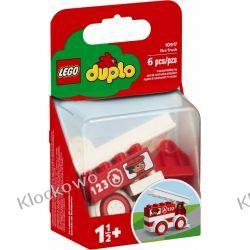10917 WÓZ STRAŻACKI (Fire Truck) KLOCKI LEGO DUPLO