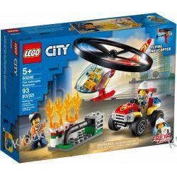 60248 HELIKOPTER STRAŻACKI LECI NA RATUNEK (Fire Helicopter Response) KLOCKI LEGO CITY Friends