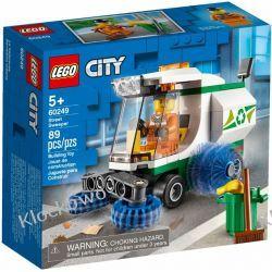 60249 ZAMIATARKA (Street Sweeper) KLOCKI LEGO CITY Kompletne zestawy