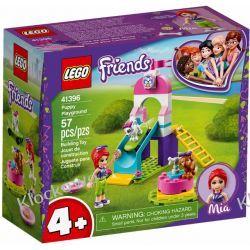 41396 PLAC ZABAW DLA PIESKÓW (Puppy Playground) KLOCKI LEGO FRIENDS Dla Dzieci