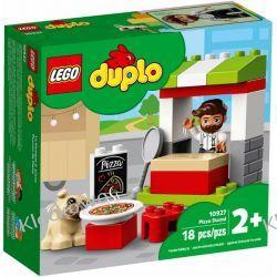 10927 STOISKO Z PIZZĄ (Pizza Stand) KLOCKI LEGO DUPLO  Dla Dzieci