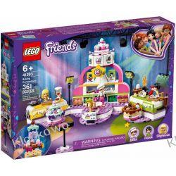 41393 KONKURS PIECZENIA (Baking Competition) KLOCKI LEGO FRIENDS Dla Dzieci