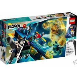 70429 SAMOLOT KASKADERSKI EL FUEGO (El Fuego's Stunt Plane) KLOCKI LEGO HIDDEN SIDE Dla Dzieci